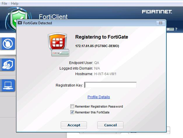 FortiClient v5 0 Patch Release 5 Administration Guide - PDF