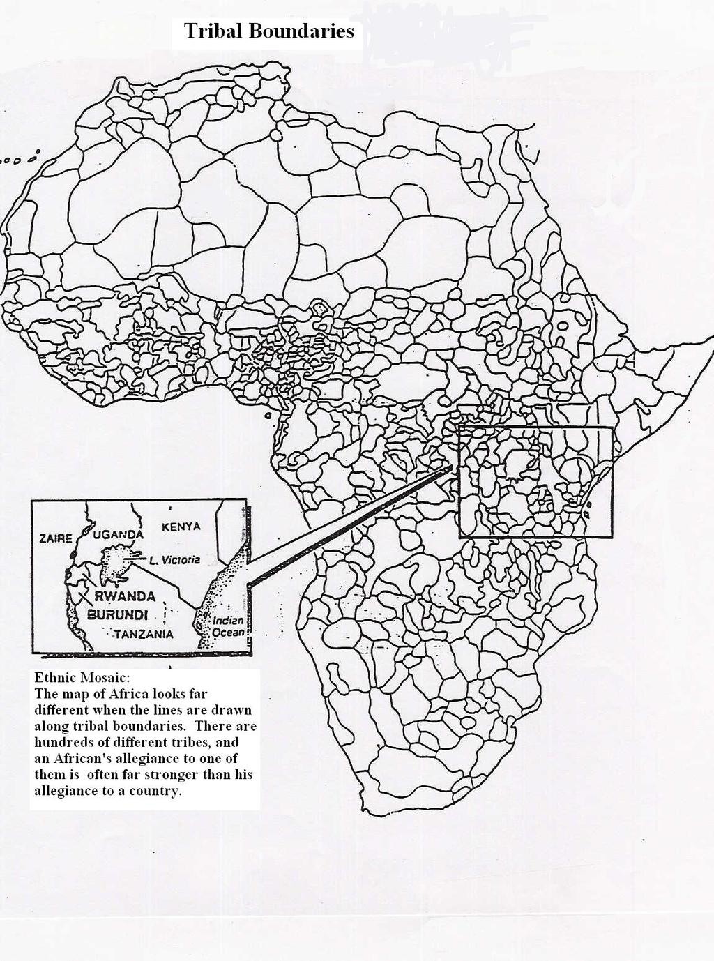 ex les of tribal divisions pdf Imperialism in Africa Timeline transcription