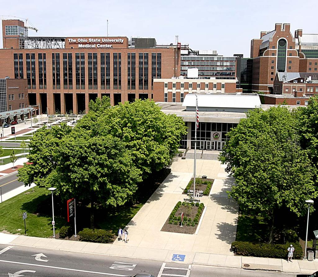 2009 Annual Report  Department of Surgery The Ohio State