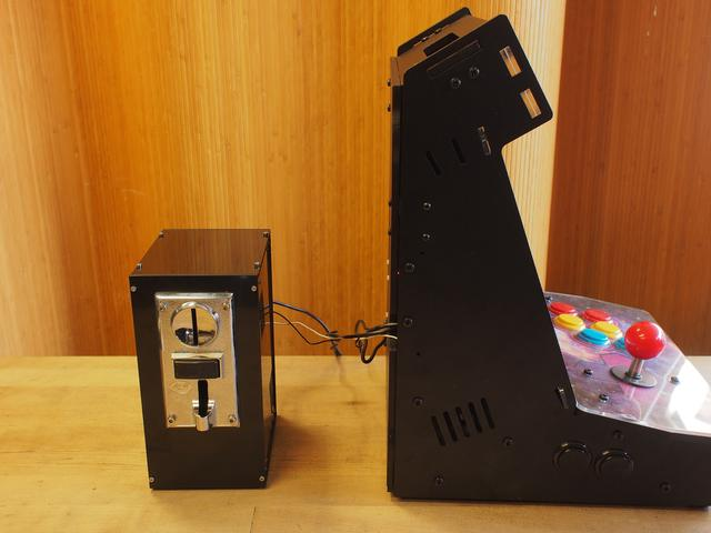 Arcade Coin-Op  Created by John Park  Last updated on :35:45