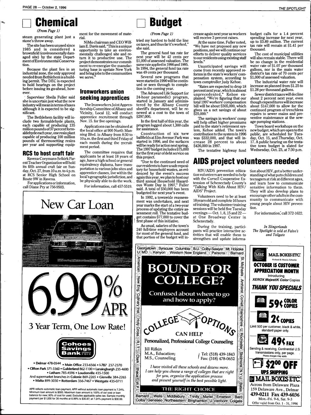 Tree To Return Bethlehem Library Committee Restores Revises Old Jeep Patriot Fuse Box Cavity Numbers I Page 28 October 2 1996 D Chemical From 1