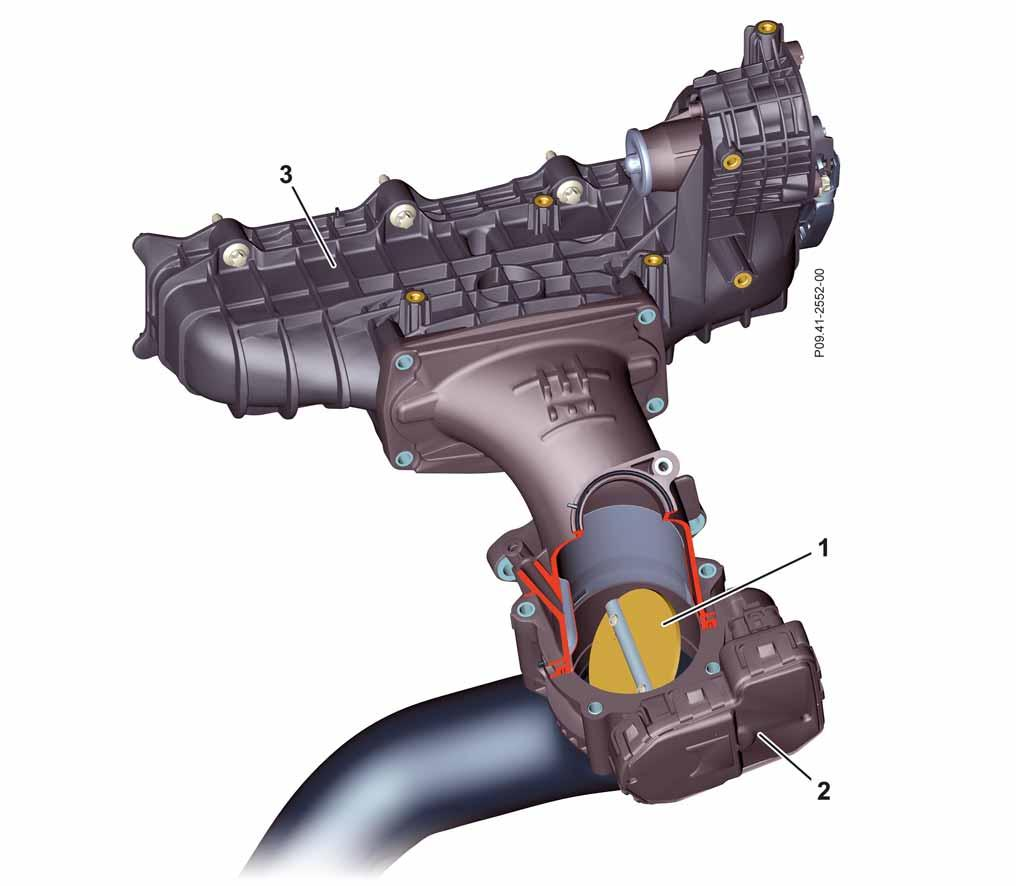 New Generation of 4-Cylinder Inline Engines, OM 651  Introduction