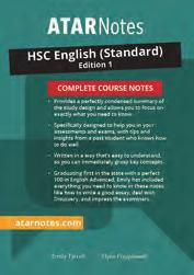 2018 Year 12 HSC Study Guide Catalogue - PDF
