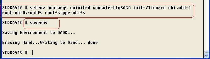 Chapter 5  Burn the Linux system image into nand flash - PDF