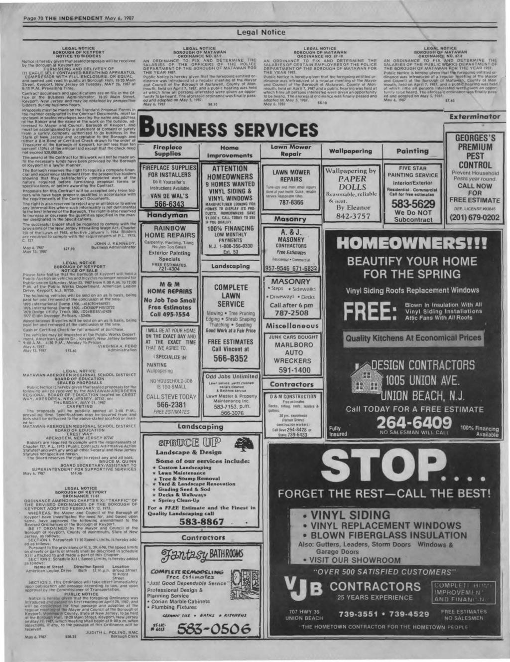 Police Sergeant Makes Charge That Captain Harassed Him Pdf Drkevin Light Comfort Ampamp Flexible Women Casual Slip On Shoes 5306 Brown Page 70 The Independent May 6 1987 Legal Notice Leg A L Borough Of K E Y P O R T