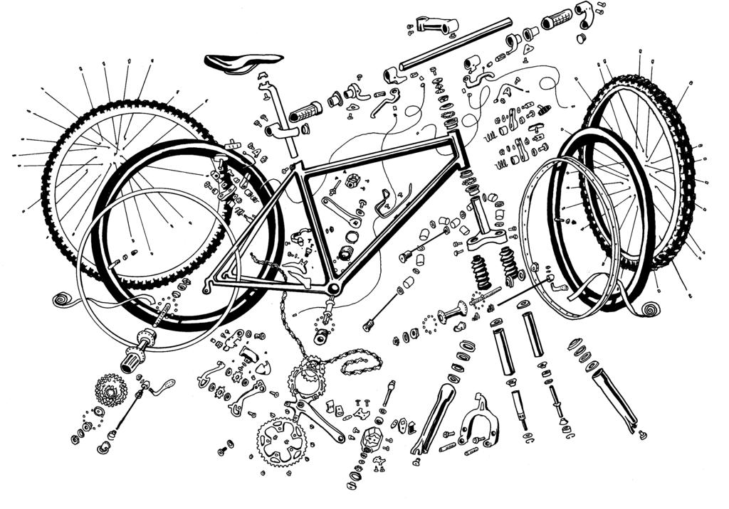 Mountain Bike Maintenance 6th Mountain Hybrid For All Bicycles