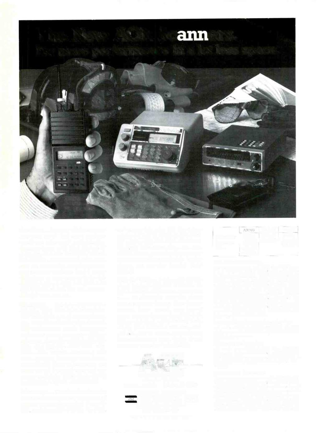 lu  Secrets Of Shortwave-Part II  Also in this issue: WMAF