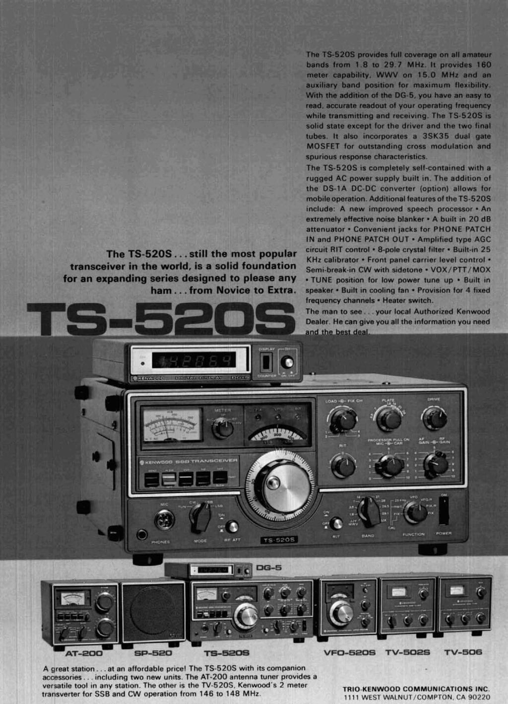 magazine MARCH 1978 ssblcw transceiver weak-slgnal commun