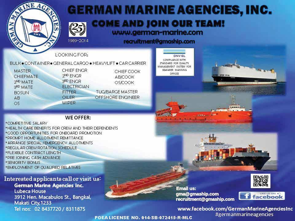 Vol  XXI No  6 SEPTEMBER - OCTOBER PHP OFFSHORE SECTOR
