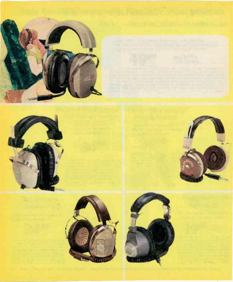 1977 Electronics Catalog Pdf Supreme Cellular Multipurpose Backpack Hear The Difference With Realistic Headphones Pro 1 Our Best Stereo Super Wide