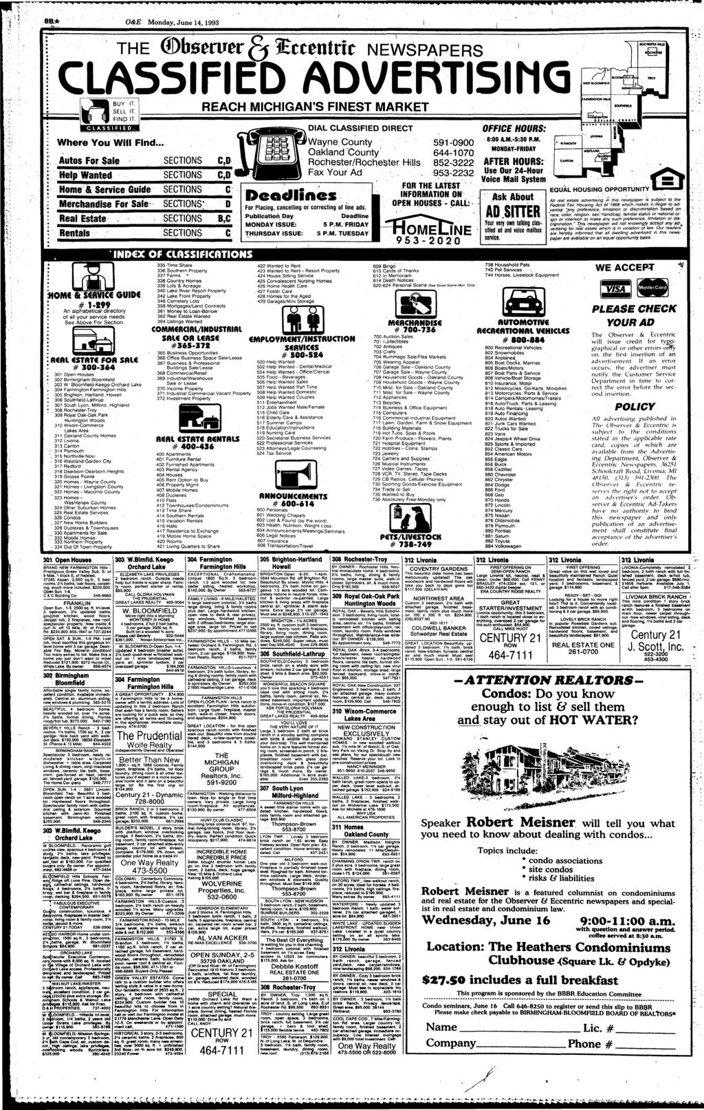 Family Escapes Fire Dad Charged Pdf Location 2006 Honda Pilot Besides 2001 Chevy Prizm Fuse Box Diagram 8a Oe Monday June 141993 The Bbstwtrfj Eccentric Newspapers