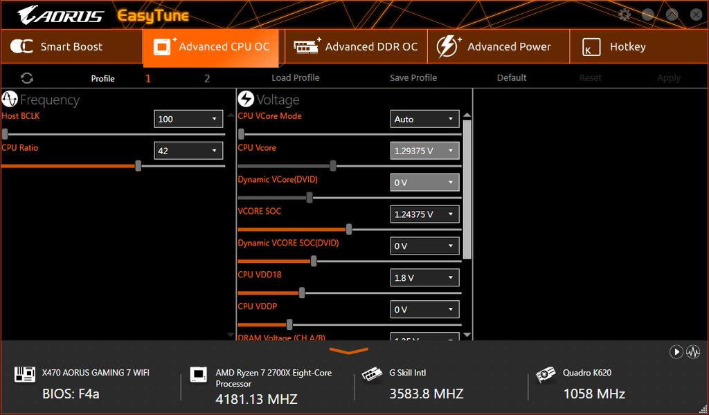 GIGABYTE AM4 Guide to Overclocking AMD Ryzen (Pinnacle Ridge