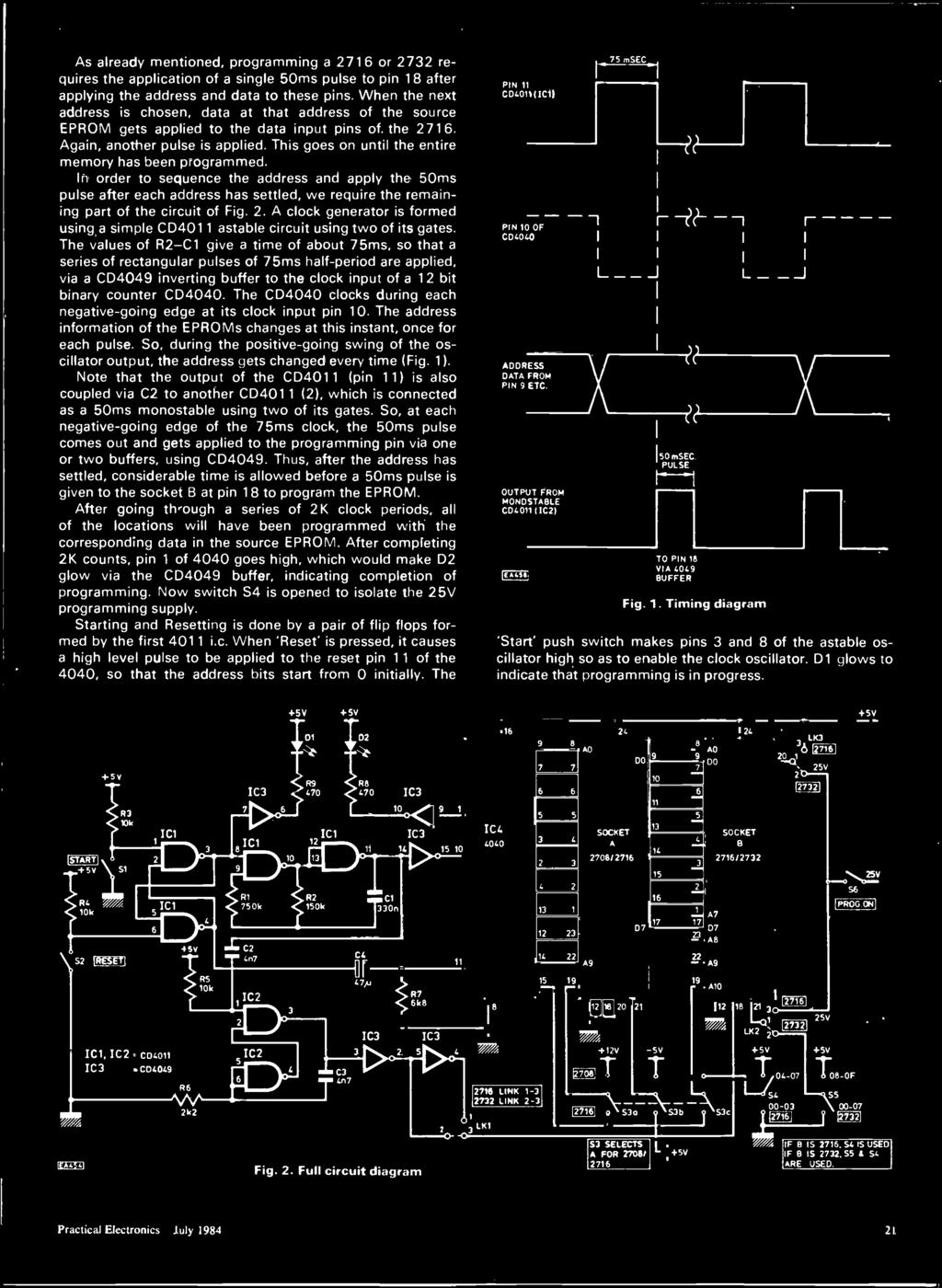 Electron Cs Isu Ige Practi Cal Sli 90p July 1984 Logic Analvbe Gasoline Generator Accessoriesspare Partscircuit Breaker Fits For This Goes On Until The Entire Memory Has Been Programmed In Order To Sequence