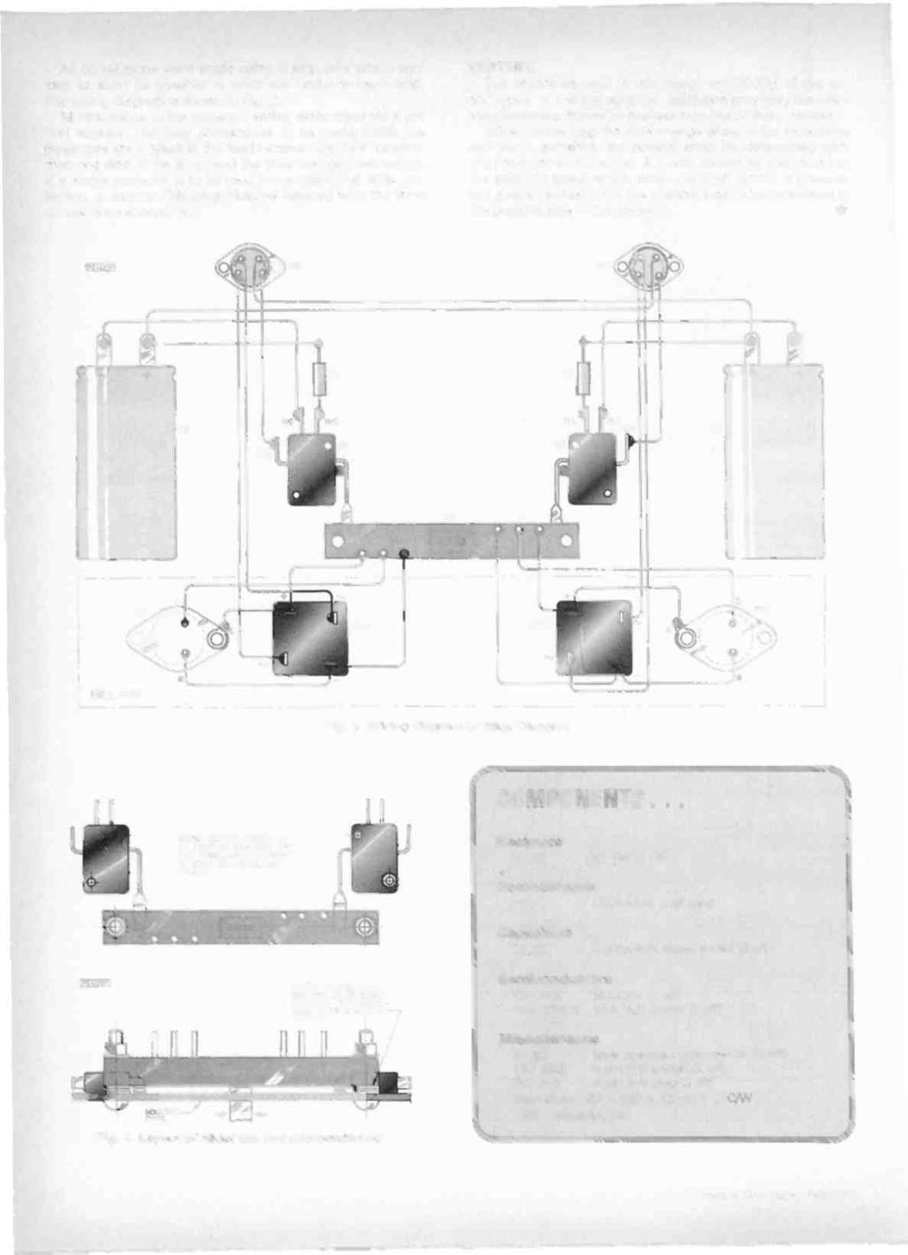 Electron Cs Isu Ige Practi Cal Sli 90p July 1984 Logic Analvbe F8 Arctic Cat Wiring Diagram Free Download Schematic Circuit Of The Slide Dissolve Practical Electronics All Connections Were Made Using 8 Amp Wire Which Was Kept As Short Possible To