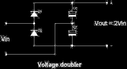 VOLTAGE DOUBLER CIRCUIT WITH 555 TIMER - PDF