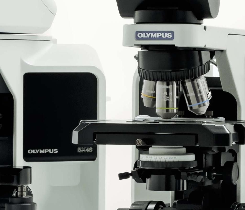 System Microscope Bx53bx43bx46 Bx3 Series The New