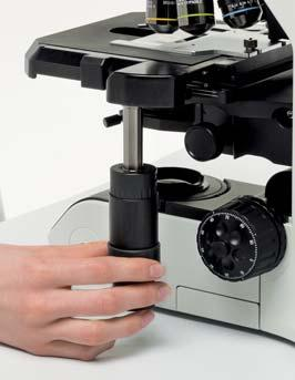 System Microscope BX53/BX43/BX46  BX3 Series  The New