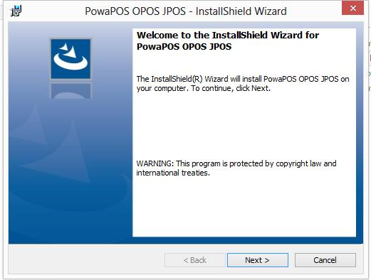 PowaPOS OPOS and JPOS Support Functional Specification  Document
