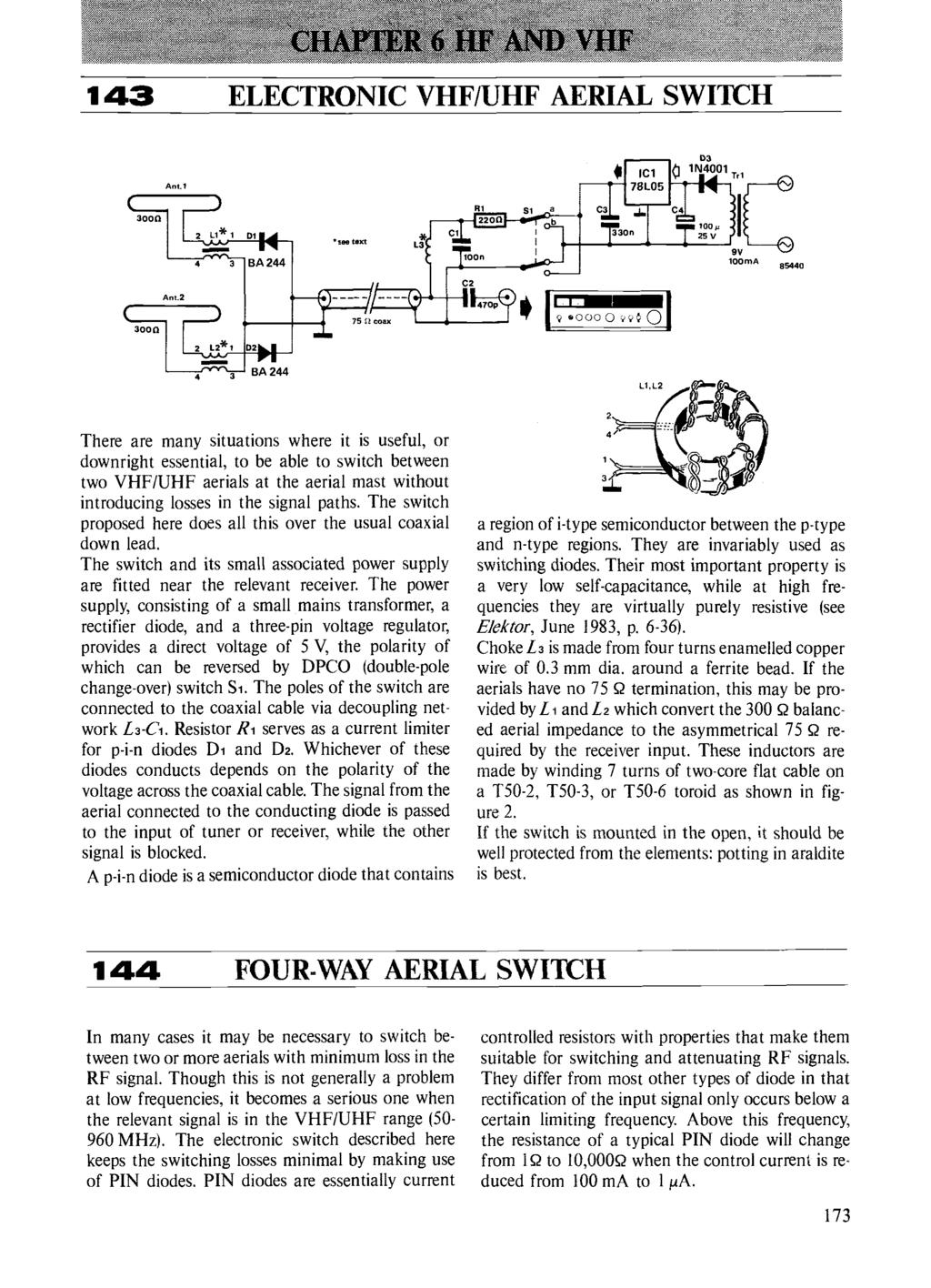 Circuits Elektor Electronics Pdf Circuit The Relay Switch 4 7k 9v As Aug Ldr A To Light 143 Electronic Vhf Uhf Aerial Ant 1 1ma 8544 11717immmi