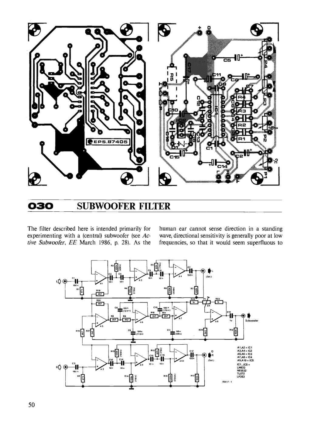Circuits Elektor Electronics Pdf 12v Piezo Siren Circuit Ear Piercing Sound E Eps 8745 3 Subwoofer Filter The Described Here Is Intended Primarily For Experimenting With