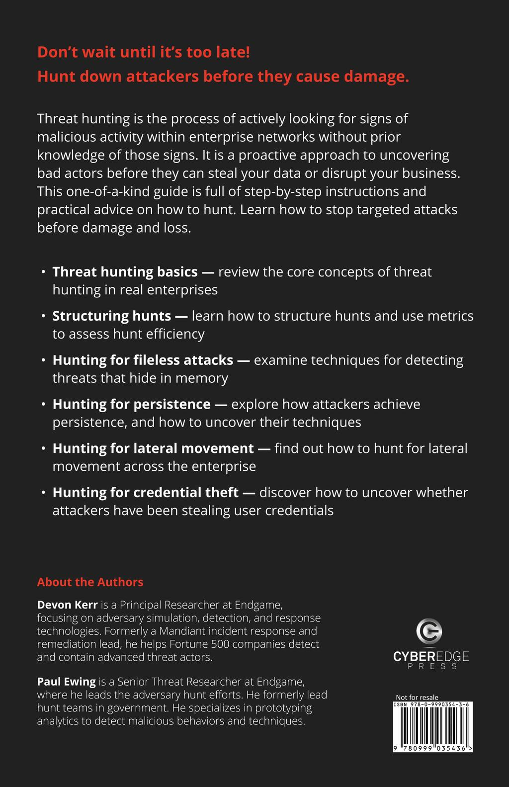 The Endgame Guide to Threat Hunting - PDF