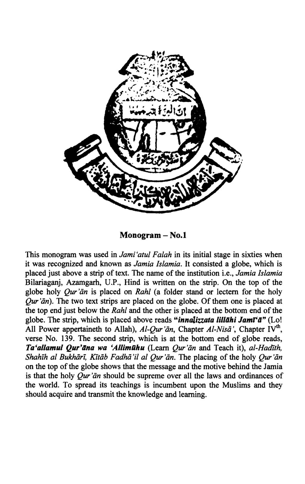 JAWrATUL FALAH IN ITS HISTORICAL AND EDUCATIONAL PERSPECTIVE