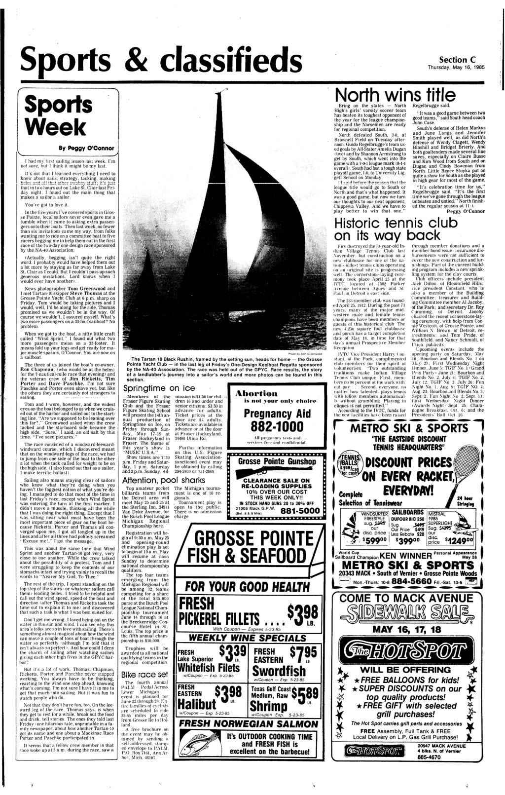 Clues Motive Sought In Arson Deaths Pdf Tuft Micro Misty 360 Sports Classifieds Section C Thursday May 16 1985 Week Had 01