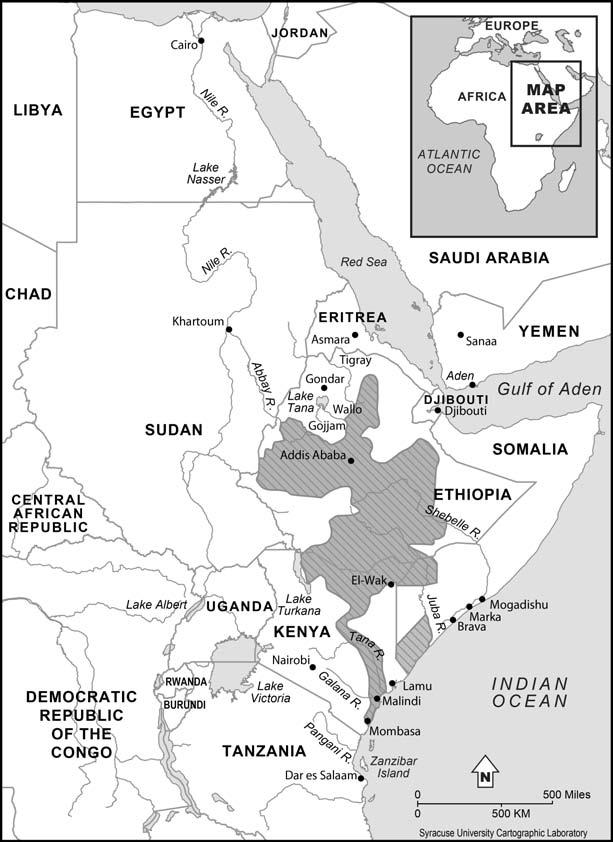 Integration and Peace in East Africa - PDF