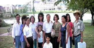 CAMBODIAN COMMUNITY DAY  Bring people together promote