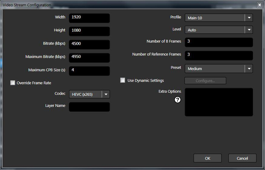 ENCODING LIVE AND VOD FOR HEVC/HLS  A Joint SLC/RealEyes Production