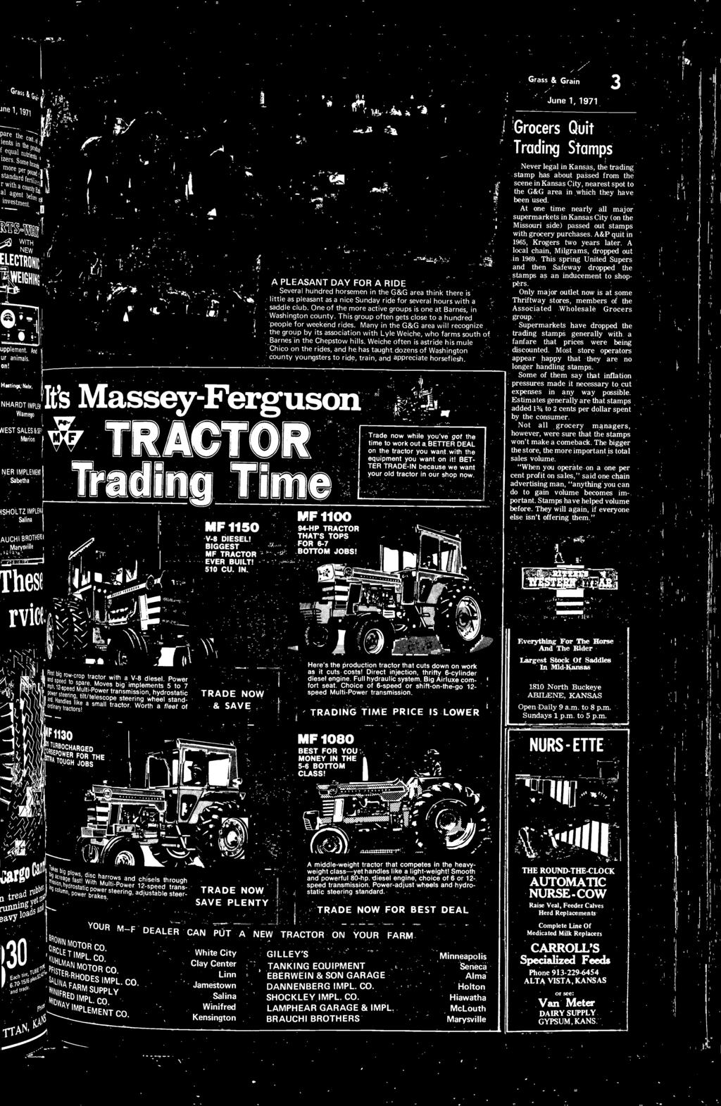 Farming & Agriculture Industrial Impartial Genuine Ih Farm Advertising 201 Self Propelled Windrower