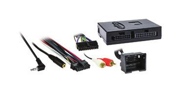 AXXESS INTEGRATE BY METRA TM AXGMCL2SWC DATA INTERFACE WITH SWC GM 2000-2013