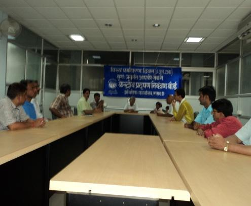 Central Pollution Control Board Ministry of Environment & Forest