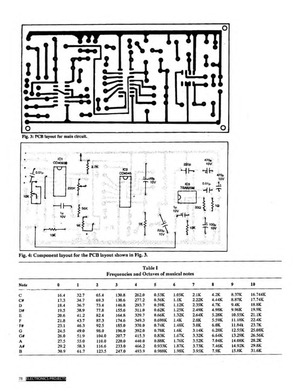 A Compilation Of 102 And Circuit Ideas For Construction Projects Fig 2 Triple Gang Way Light Switch 3 Pcb Layout Main 4 Component