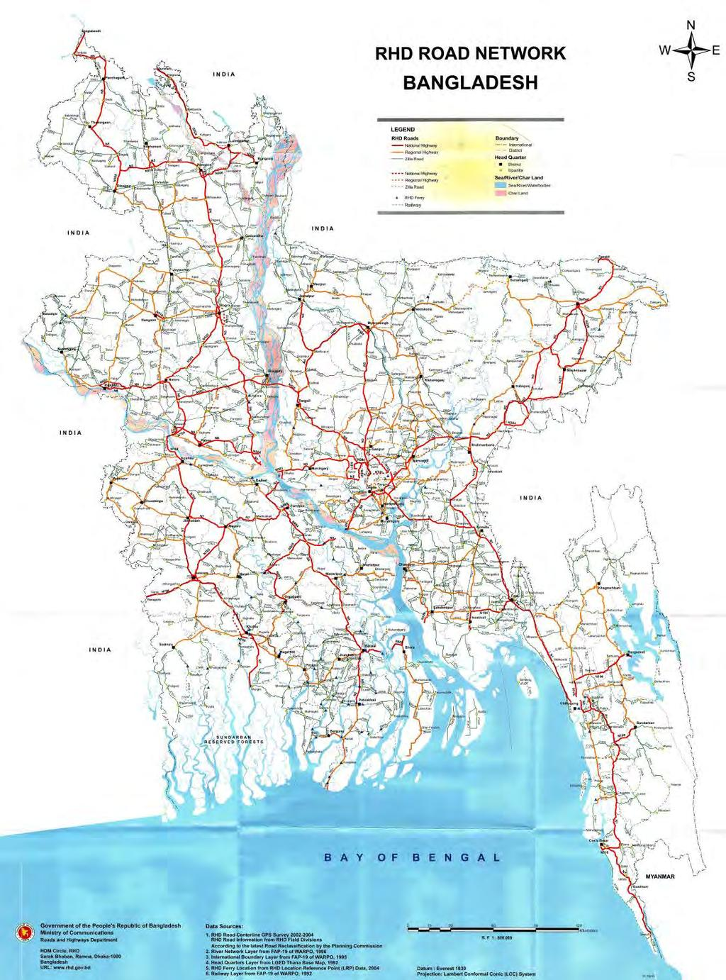 THE PEOPLE S REPUBLIC OF BANGLADESH PROJECT FOR DEVELOPMENT