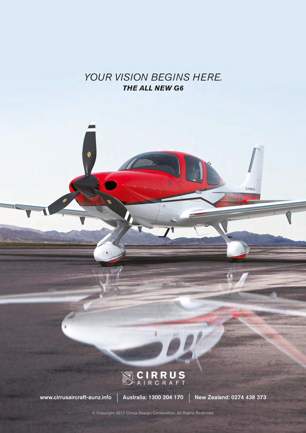 G6 Kiwiflyertm Guide Annual Cirrus Review Sr22 Flight To