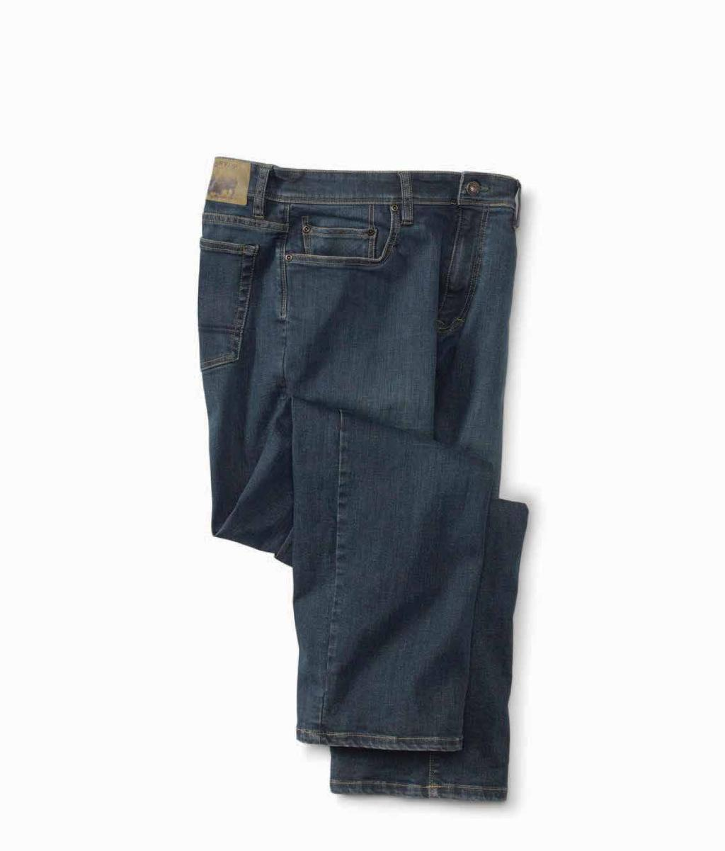 3ef9649d STRETCH 5-POCKET 1856 STRETCH DENIM With their straight leg and clean  silhouette, you