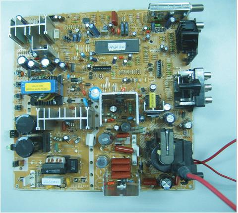 COLOR TELEVISION RECEIVER : CL21Z30MQLXXAO  SERVICE Manual  Turbo