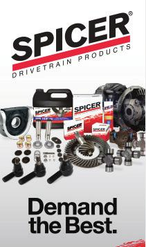 Dana Original Equipment Driveline Quick Reference Guide - PDF