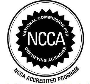 Credibility Accreditation In June of 2010 Certified Fund Raising Executive International Credentialing Board received acceptance of its National Commission for Certifying Agencies (NCCA) annual