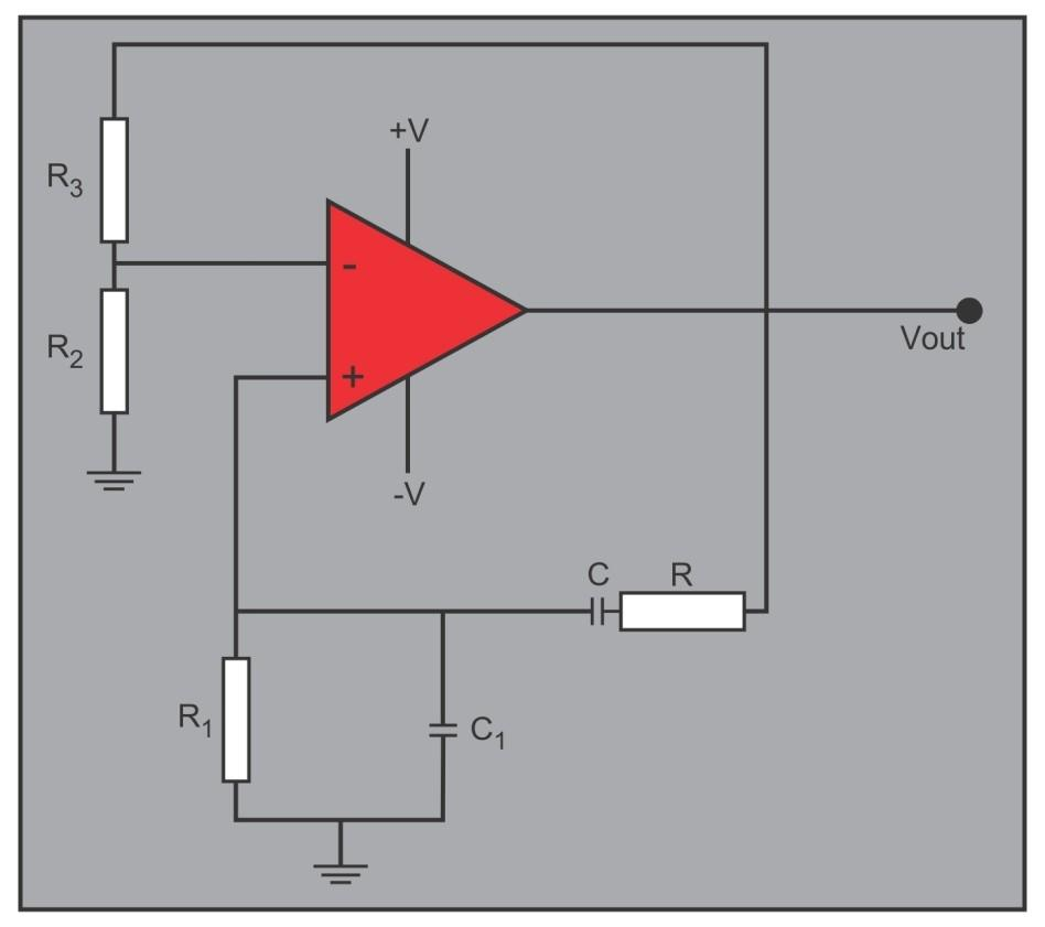 Linear Integrated Circuits And Its Applications Pdf Circuit Questions Answers Voltage Limiter Oscillators Fig336 Wein Bridge Oscillator Lead Lag Configuration The Output Signal Of