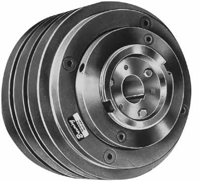 BROWNING VARIABLE SPEED PULLEY SHEAVE   MODEL  3MVP40B54 x 1 1//8