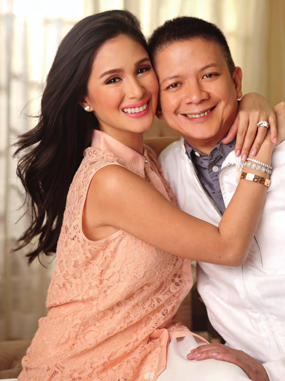 MARRIED! The controversial couple entrusts StarStudio with exclusive
