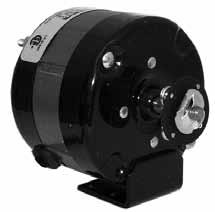 AO Smith 9652  5.0-Inch Frame Diameter 1//10 HP 1500 RPM 208-230-Volt 0.7-Amp Sleeve Bearing Fan Coil Century Electric//AO Smith Motors Co