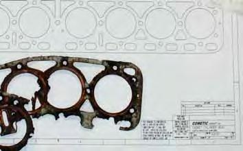 Cometic C7097 Hi-Performance Off-Road Gasket//Seal