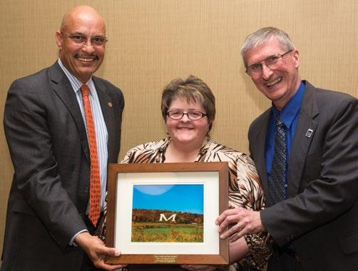 annual report UW-Platteville Foundation Foundation Holly