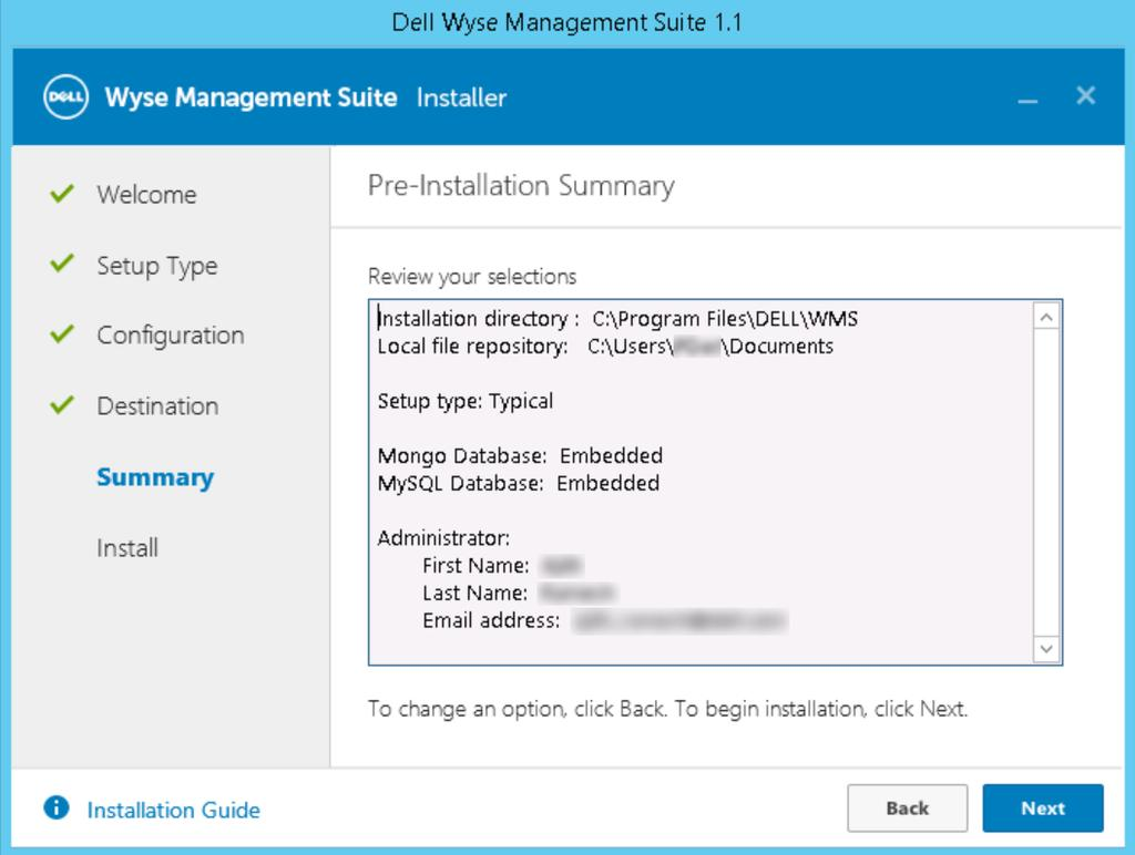 Dell Wyse Management Suite  Version 1 1 Quick Start Guide - PDF