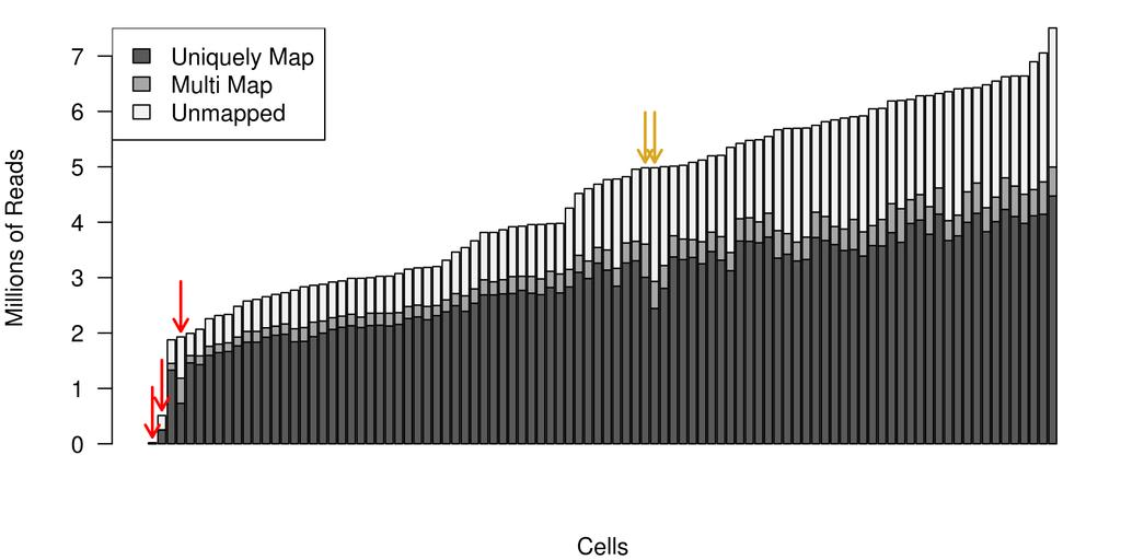 Analysis of single cell RNA-seq data - PDF
