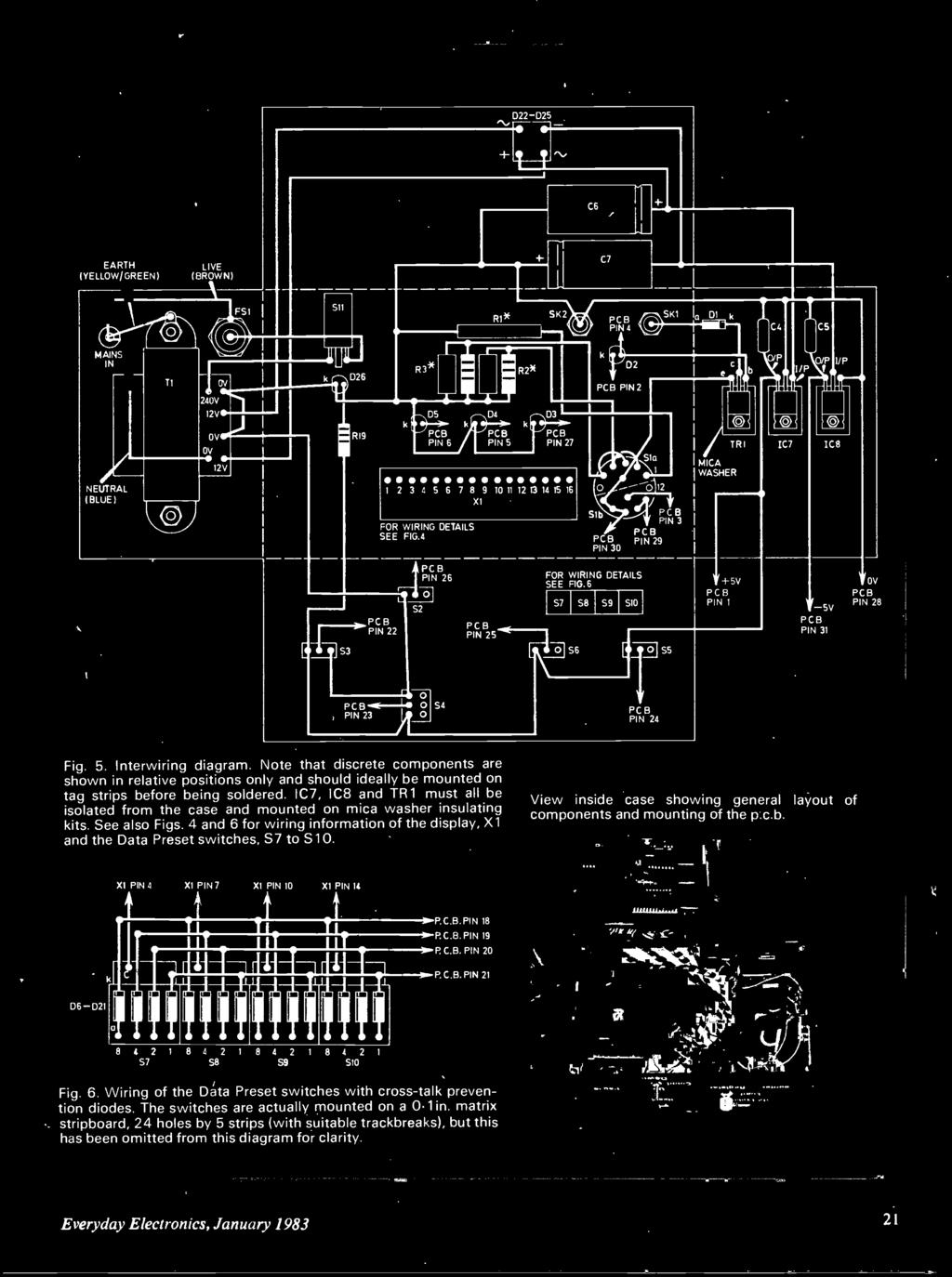 Easy to build projects for everyone. JAN p - PDF  Pcb Subwoofer Amp Wiring Diagram on