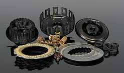 Wiseco WPPF063 Clutch Plate Kit with 8-Fiber Plate